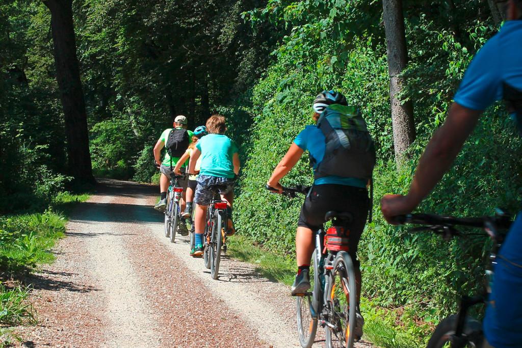 Fahrradtour, Freizeit, Erding, Therme Erding, Hotel Nummerhof