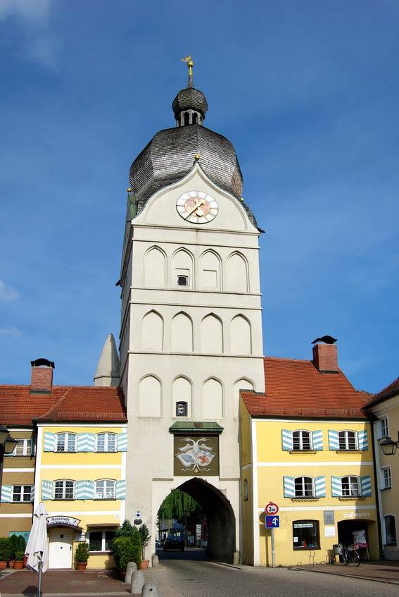 Hotel Nummerhof in der Erzherzogstadt Erding nähe der Therme Erding