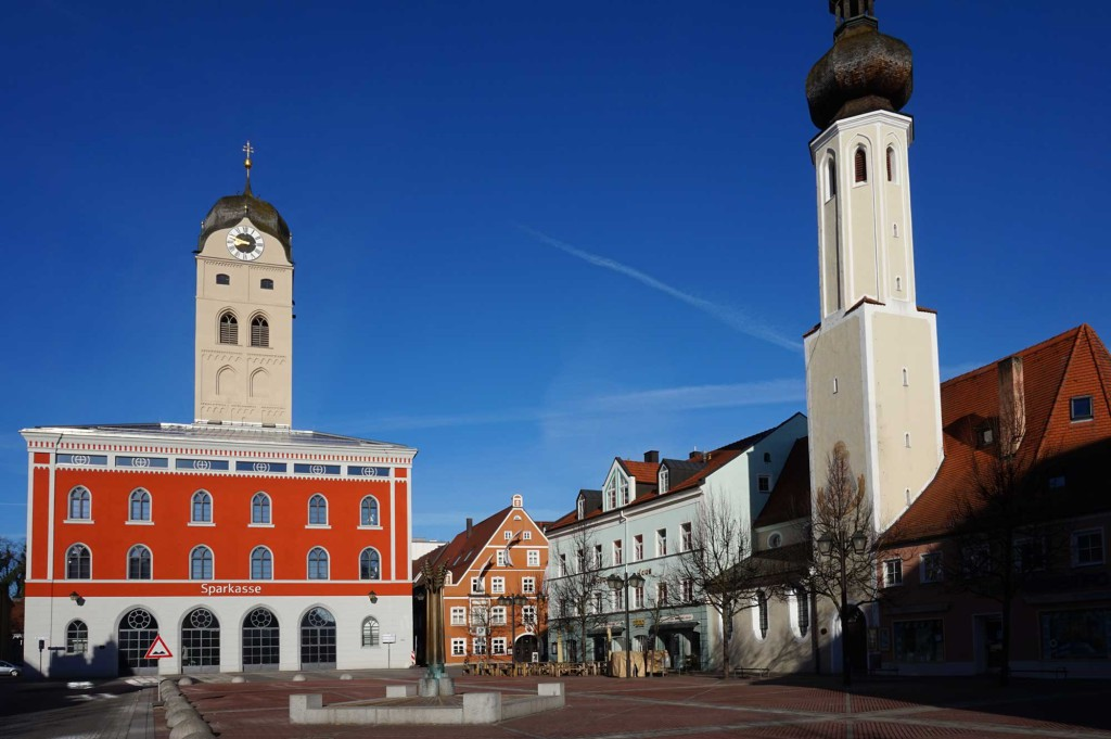Herzogstadt Erding, Hotel in Erding nähe der Therme Erding