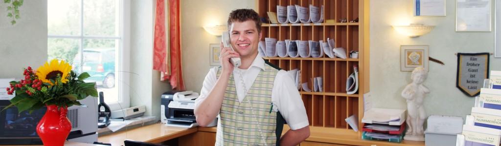 Hotel in Erding, Hotel Erding, Erding Therme Angebote mit Übernachtung, Hotel Nummerhof Erding Rezeption