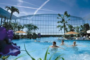 Therme Erding, Wellnesswochenende, Familienurlaub, Sauna, Park and Fly