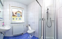 Bad, WC, Hotel Nummerhof Erding