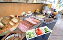 Frühstück, Hotel Nummerhof Erding