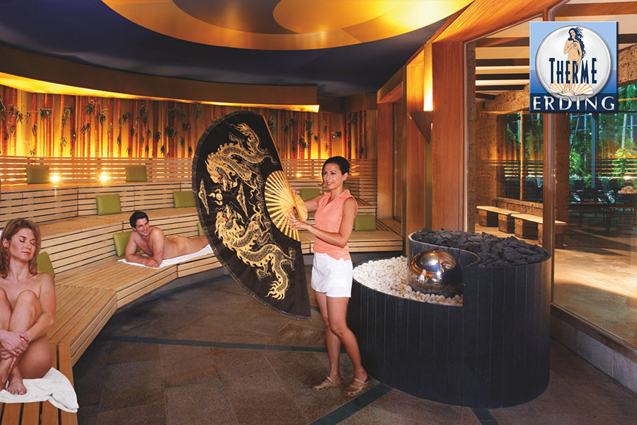 Angebote Therme Erding, Sauna, Therme Erding