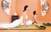 Vitaloase, Yoga, Therme Erding