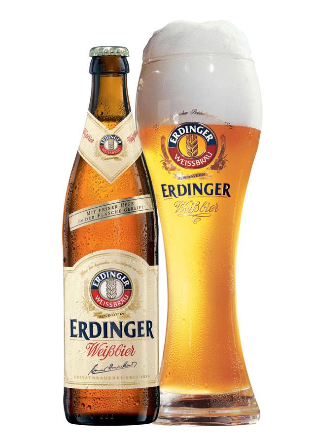 Erdinger Brauerei, Erdinger Weißbräu, Brauereiführung, Erding, Hotel Nummerhof
