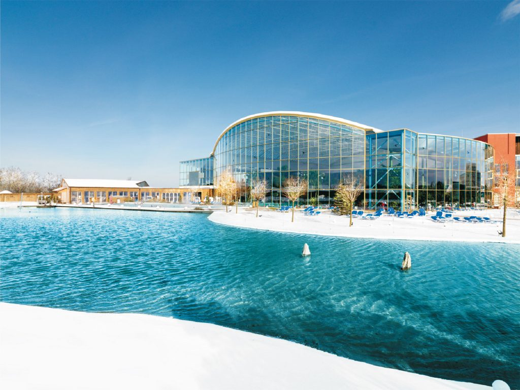 Therme Erding, Winter, Angebot