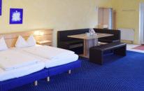 5-Bett Zimmer, Familienzimmer