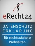 datenschutzbelehrung e-recht-24