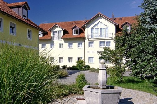 Hotel Nummerhof Erding Außenansicht