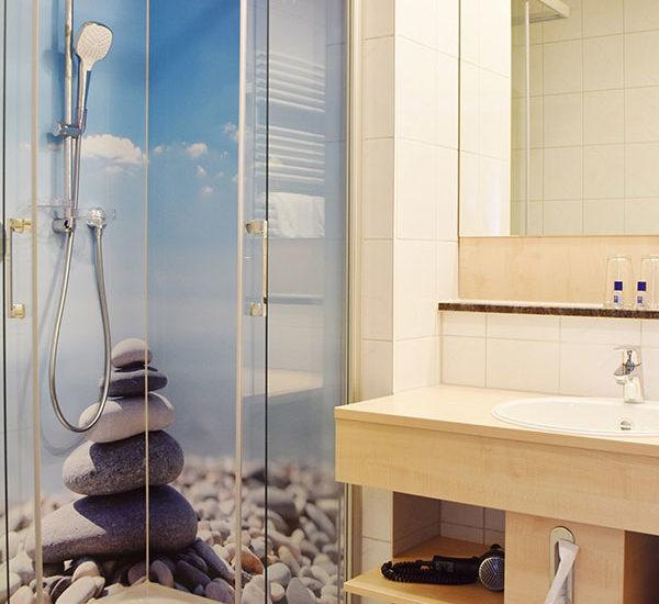 Hotel Nummerhof Erding, Dusche